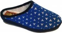 Schawos D- Pantoffel blau